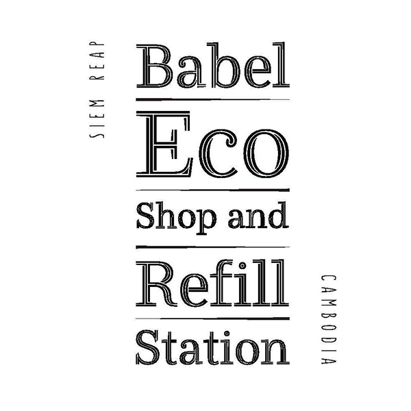 Logo Babel Eco Shop and Refill Station