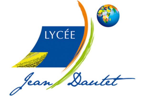 Logo Lycée Jean Dautet La Rochelle