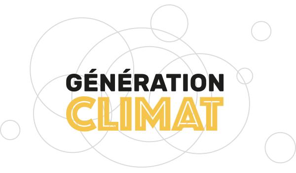 Logo Génération Climat