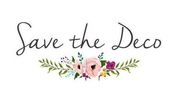 Logo Save The Deco