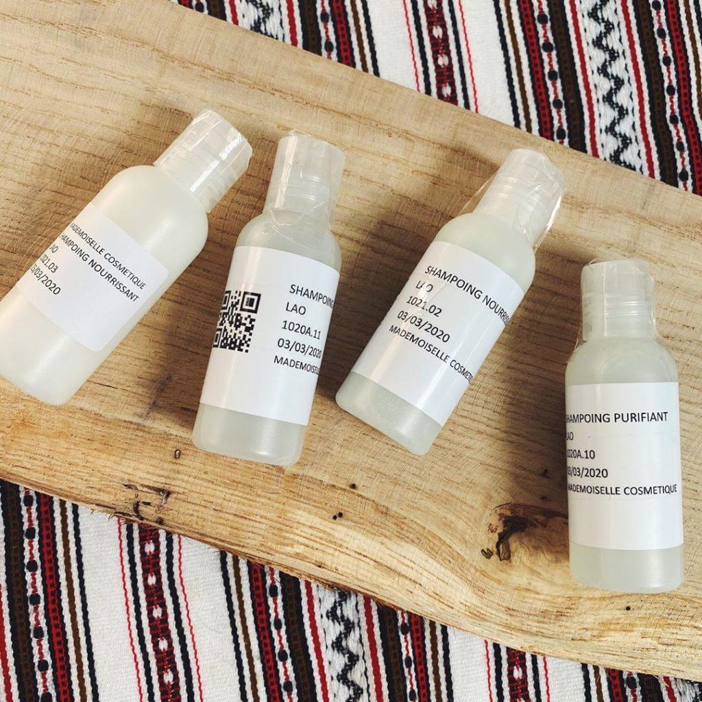Shampoing liquide naturel Lao