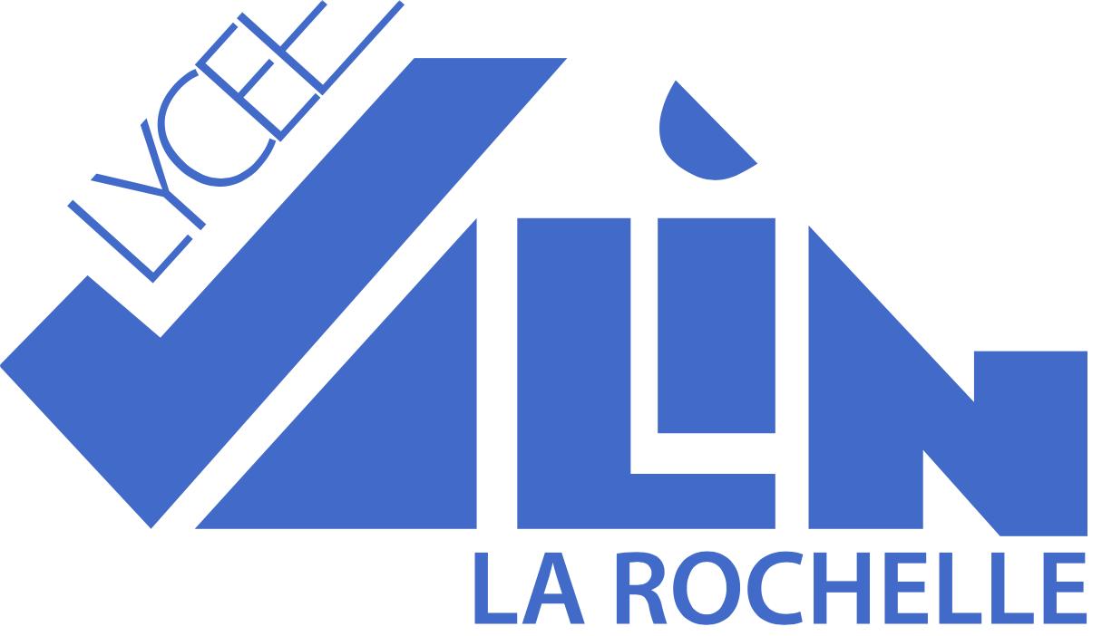 Logo du Lycée Valin La Rochelle